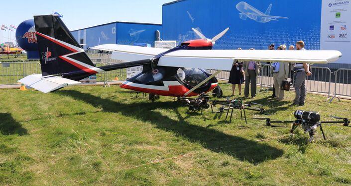 Por fuera, el avión de hidrógeno no se diferencia de cualquier otra aeronave