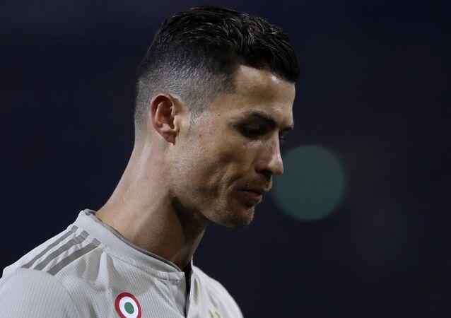 Cristiano Ronaldo, legendario futbolista portugués