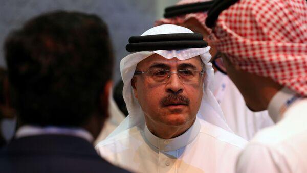 Amin H. Nasser, presidente y director ejecutivo de la Aramco Saudi - Sputnik Mundo