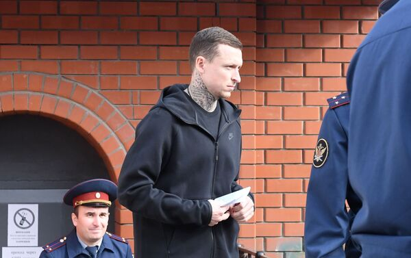 Pável Mamáev, futbolista ruso - Sputnik Mundo