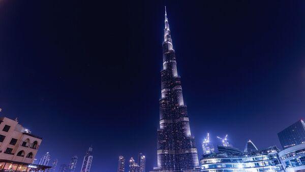 Burj Khalifa, el edificio más grande del mundo - Sputnik Mundo