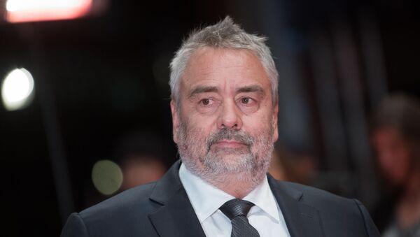 Luc Besson, director de cine francés  - Sputnik Mundo