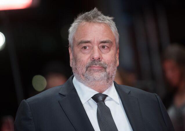 Luc Besson, director de cine francés