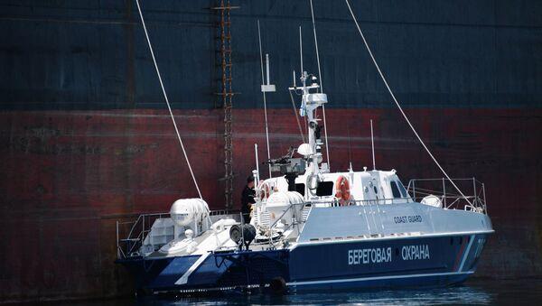 Los barcos de los guardafronteras rusos - Sputnik Mundo