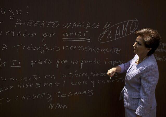 Isabel Miranda de Wallace (archivo)