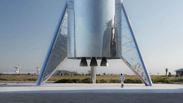 El cohete de SpaceX Starship - Sputnik Mundo