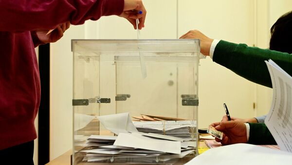 Elecciones en España - Sputnik Mundo