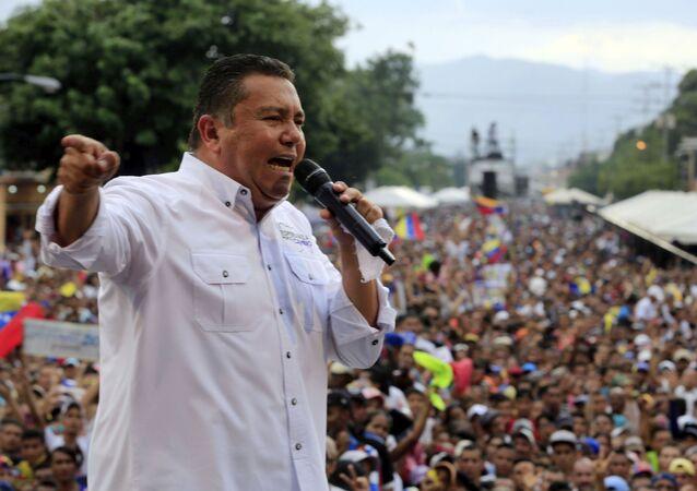 Javier Bertucci, excandidato a la presidencia de Venezuela