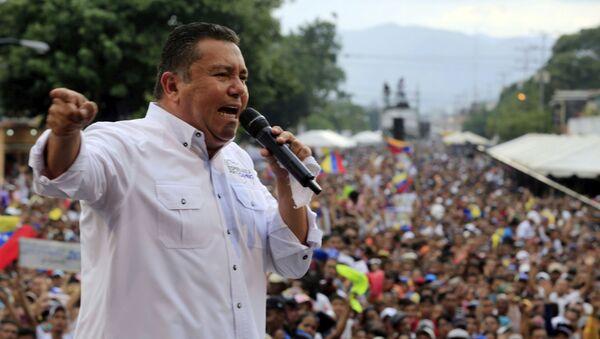 Javier Bertucci, excandidato a la presidencia de Venezuela - Sputnik Mundo