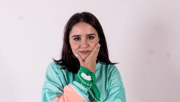 Ofelia Fernández - Sputnik Mundo
