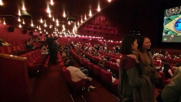 Festival de Cine Brasileño en Moscú - Sputnik Mundo