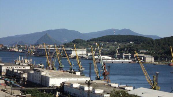 Puerto de Najodka - Sputnik Mundo