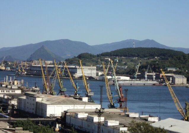 Puerto de Najodka