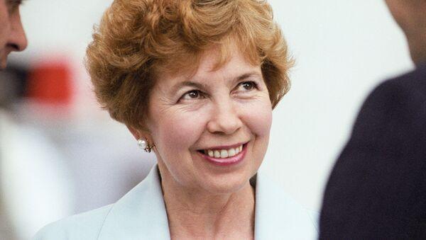 Raísa Gorbachova, esposa del primer y único presidente de la Unión Soviética, Mijaíl Gorbachov - Sputnik Mundo