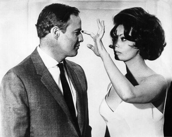 Sophia Loren: la diva del cine mundial cumple 85 años   - Sputnik Mundo