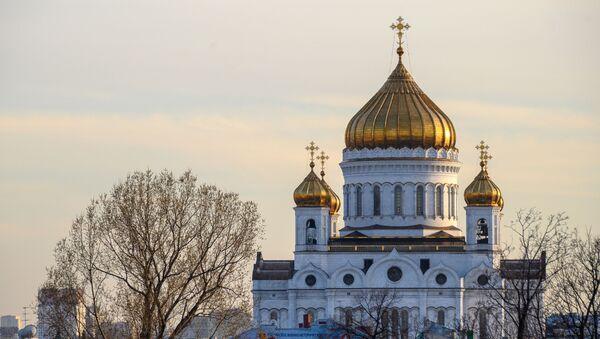 Los 180 años de la catedral de Cristo Salvador - Sputnik Mundo