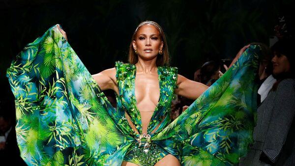 Jennifer Lopez - Sputnik Mundo