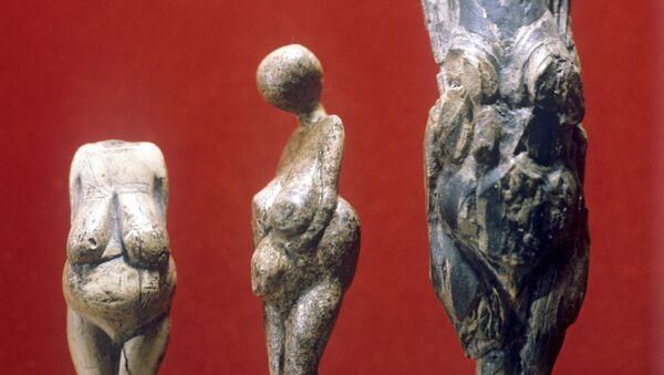 Venus paleolíticas (imagen referencial) - Sputnik Mundo