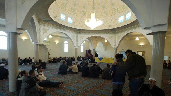 La Gran Mezquita de Colmar, Francia - Sputnik Mundo
