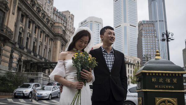 Una boda china - Sputnik Mundo