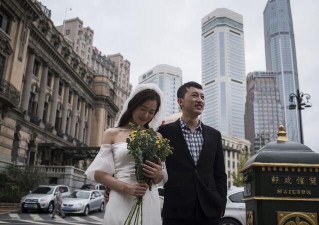 Una boda china