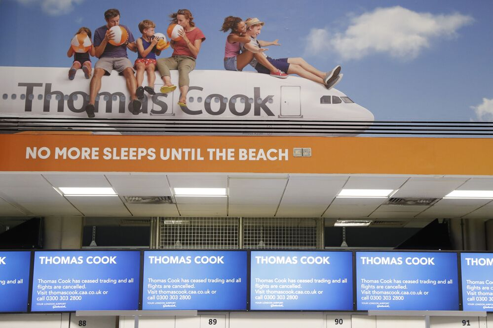 Thomas Cook, turoperador global