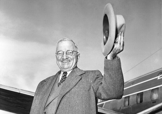 Harry Truman, expresidente de EEUU