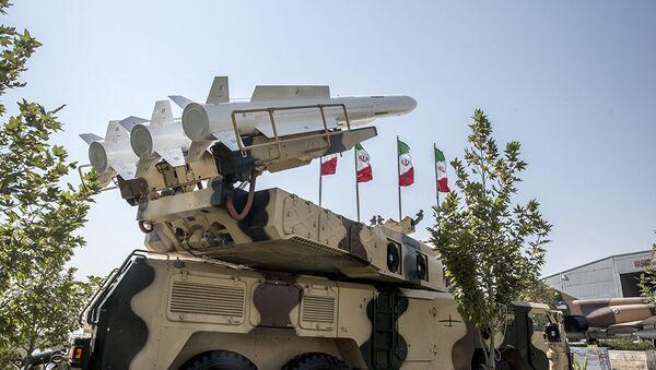 Irán hace ostentación de los trofeos de su 'guerra' contra los drones  - Sputnik Mundo
