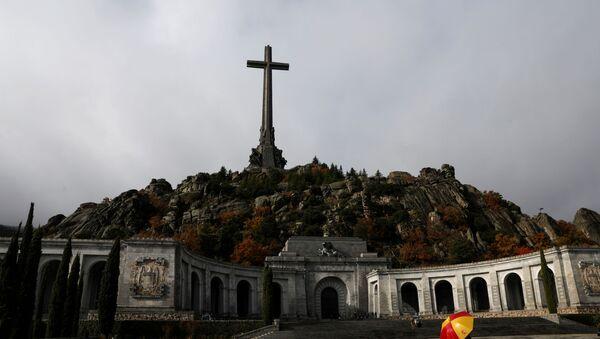 El Valle de los Caídos, España - Sputnik Mundo