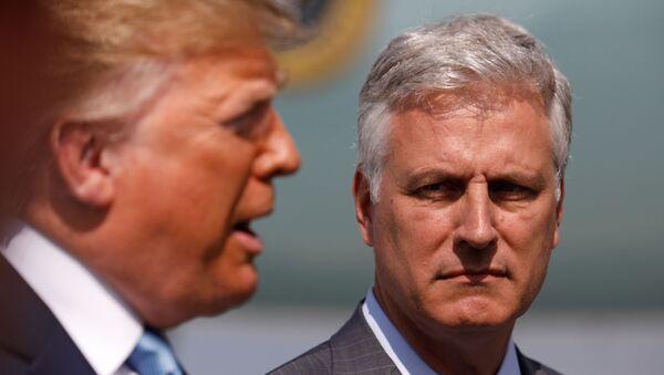 Robert O'Brien, el nuevo asesor de Seguridad Nacional de EEUU - Sputnik Mundo