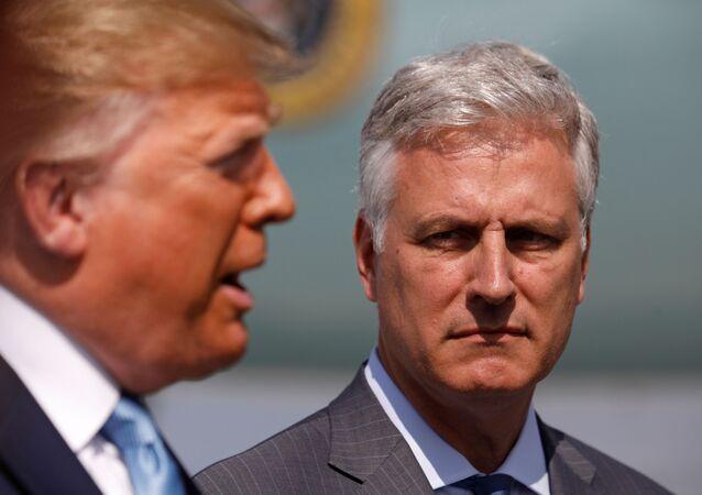 Robert O'Brien, el nuevo asesor de Seguridad Nacional de EEUU