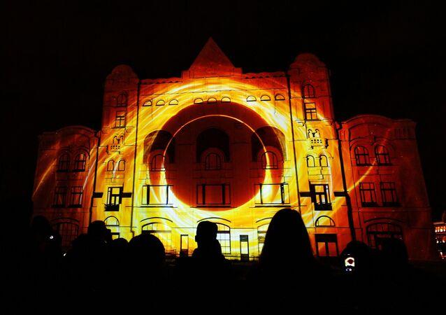 El festival Círculo de Luz 2019