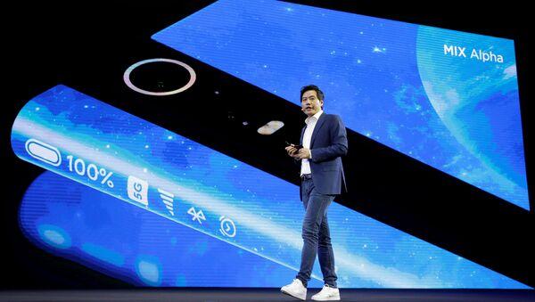 Presentación de Mi Mix Alpha Xiaomi  - Sputnik Mundo