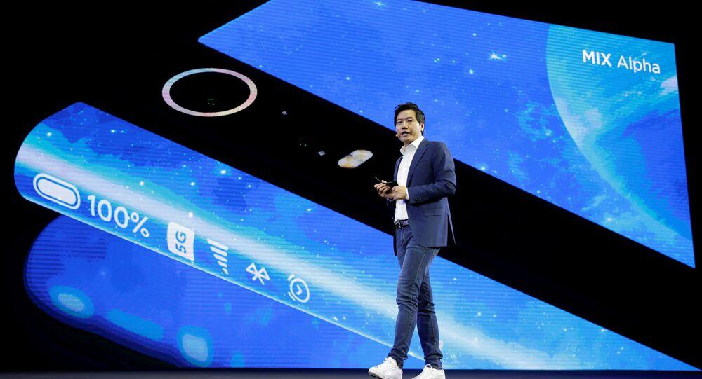 Presentación de Mi Mix Alpha Xiaomi
