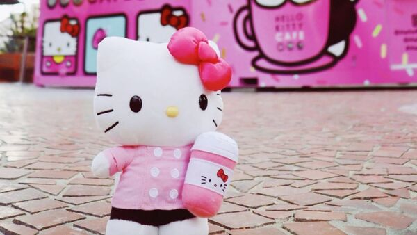 Hello Kitty, personaje de Sanrio - Sputnik Mundo