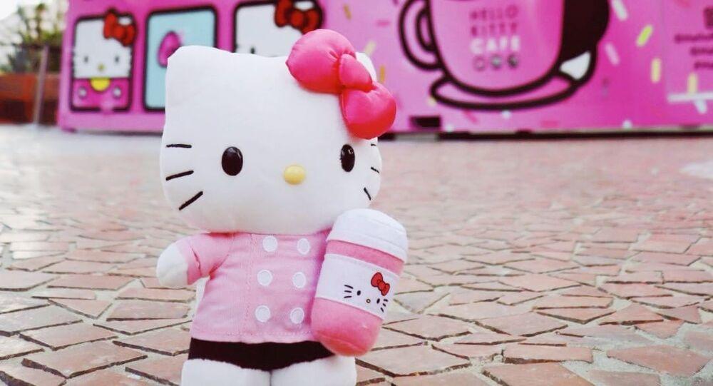 Hello Kitty, personaje de Sanrio