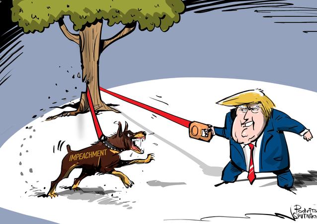 El 'impeachment' contra Trump ladra y no muerde