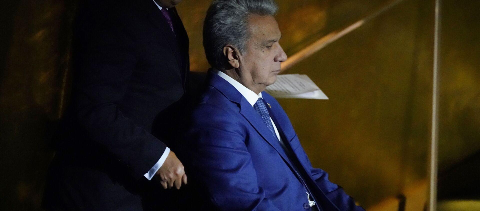 Lenín Moreno, presidente de Ecuador - Sputnik Mundo, 1920, 25.10.2019