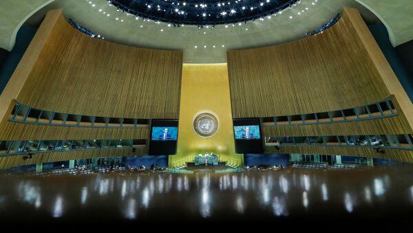 La Asamblea General de la ONU - Sputnik Mundo