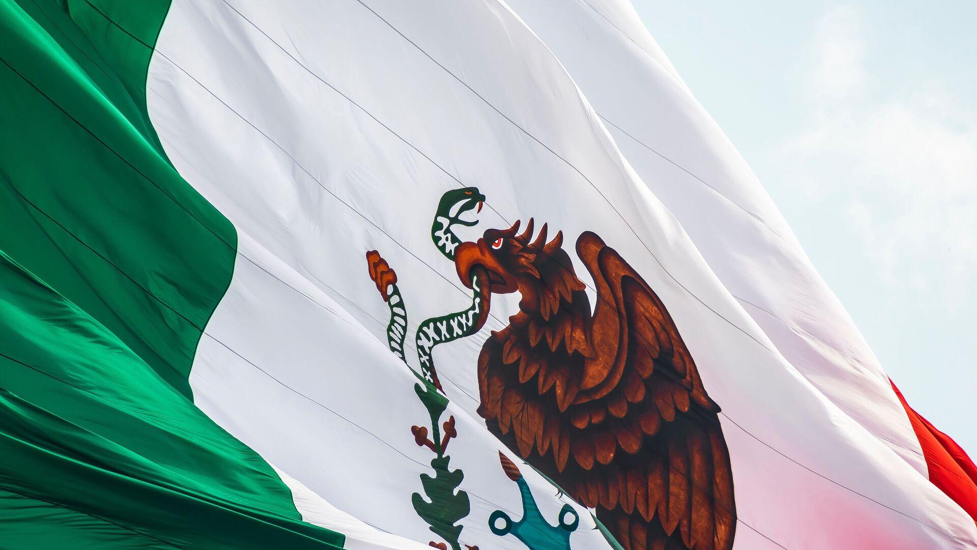Bandera de México - Sputnik Mundo, 1920, 02.12.2020