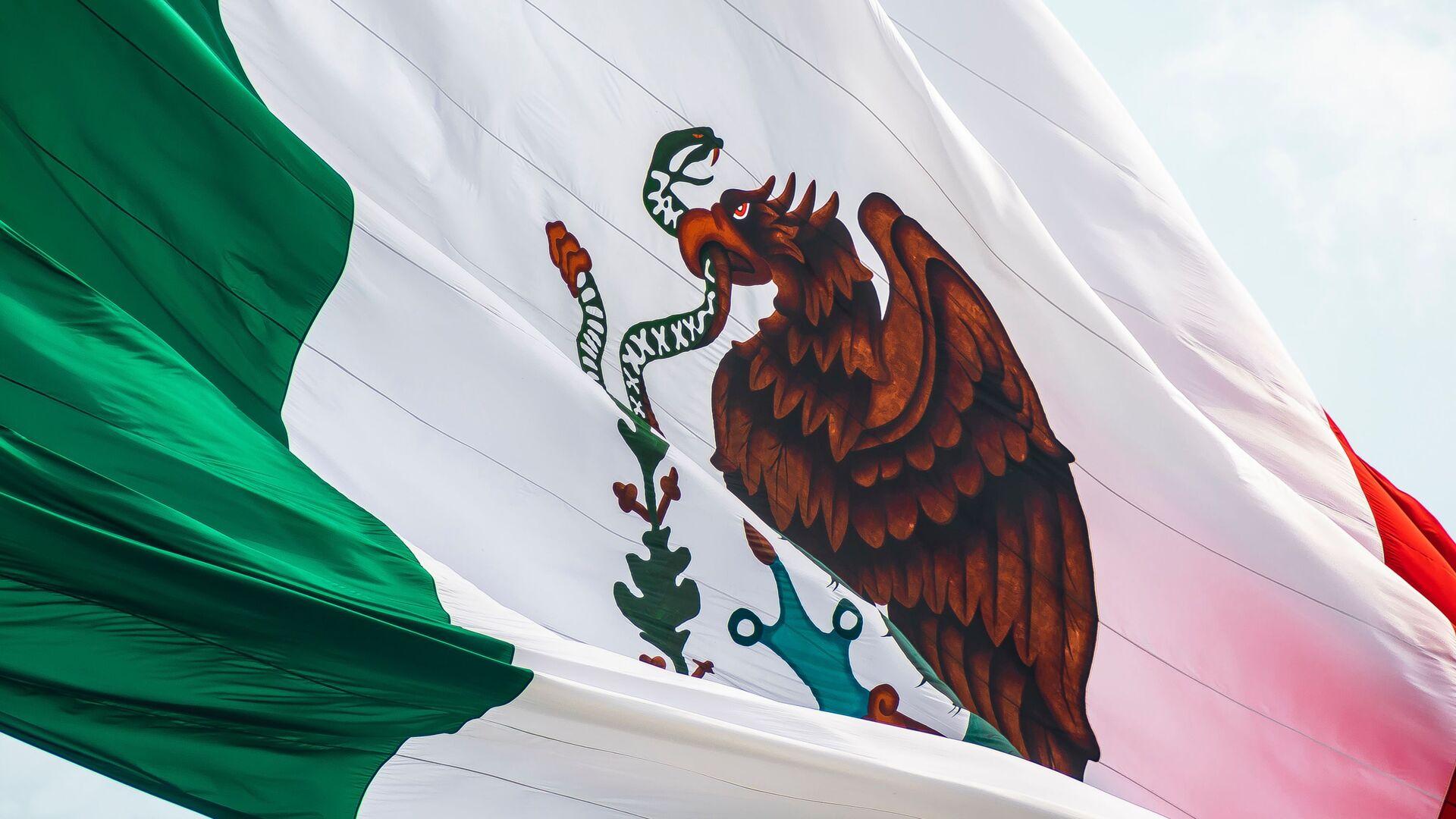 Bandera de México - Sputnik Mundo, 1920, 17.08.2021