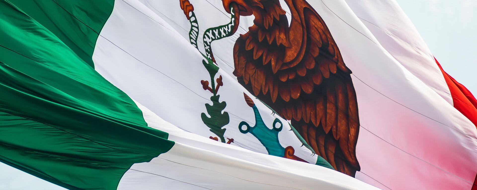 Bandera de México - Sputnik Mundo, 1920, 21.05.2021