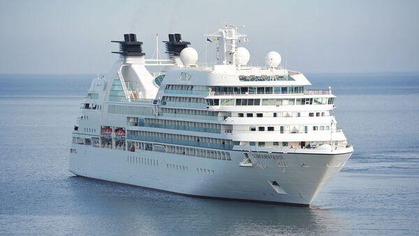 Un ferry (imagen referencial) - Sputnik Mundo