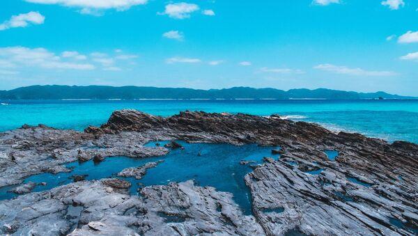 La costa de Okinawa, foto de archivo - Sputnik Mundo