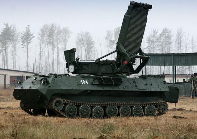 El radar ruso Zoopark