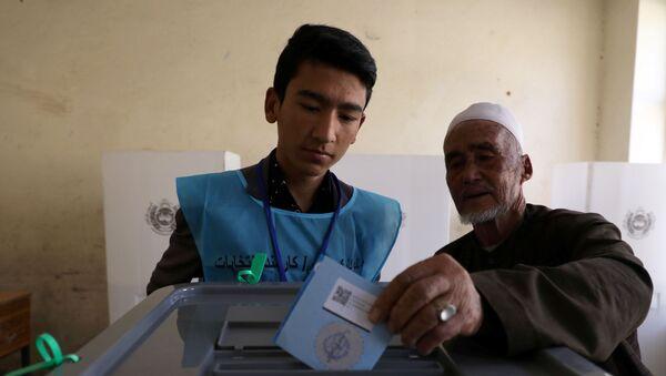 Elecciones presidenciales en Afganistán - Sputnik Mundo