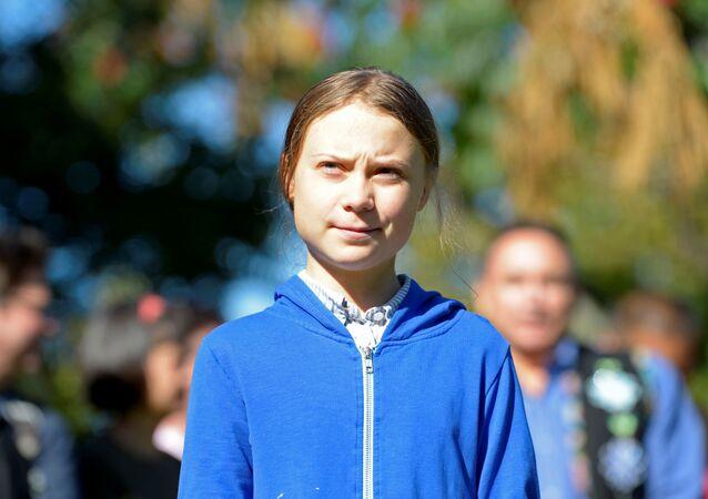 Greta Thunberg, ambientalista sueca (archivo)