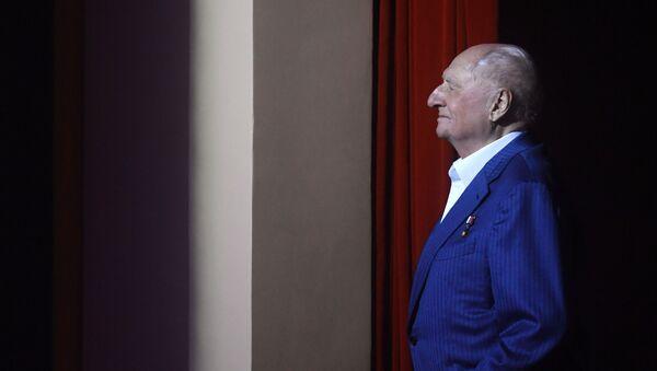 Mark Zajárov, foto de archivo - Sputnik Mundo
