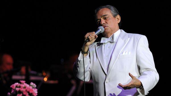 José José, cantante mexicano - Sputnik Mundo