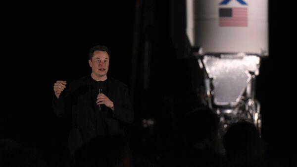 Elon Musk presenta su Starship en Texas - Sputnik Mundo